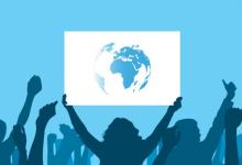 STWR's global call for sharing image